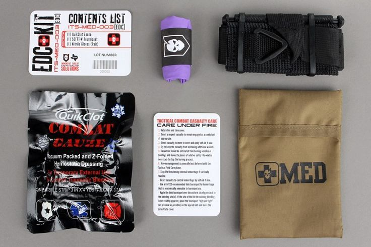 ITS EDC Pocket Trauma Kit | ITS Tactical Store  (:Tap The LINK NOW:) We provide the best essential unique equipment and gear for active duty American patriotic military branches, well strategic selected.We love tactical American gear
