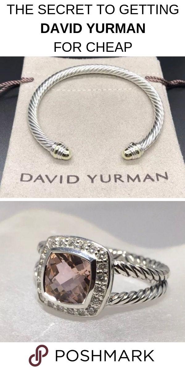 26+ Where can i sell my david yurman jewelry info