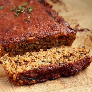 """A Reader Recipe: Gluten-Free, Vegan Lentil """"Meat"""" Loaf"""