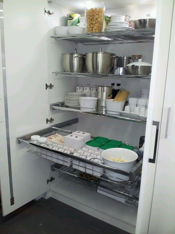 94 best cocinas images on pinterest kitchens divider for Interiores de cocinas