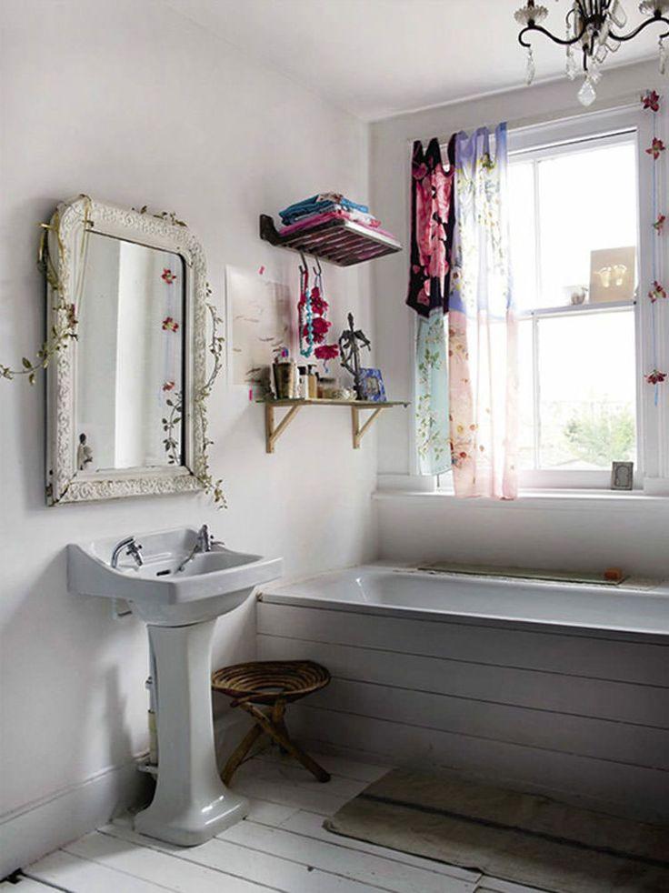Bagno stile provenzale Arredamento d'interni, Bagno