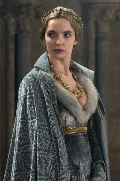 Jodie Comer as Elizabeth of York in The White Princess - 2017