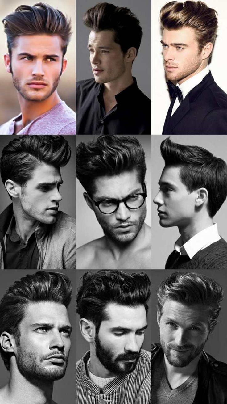 Quelle Coiffure Choisir en ce qui concerne 83 best coupe homme images on pinterest | hairstyles, men's