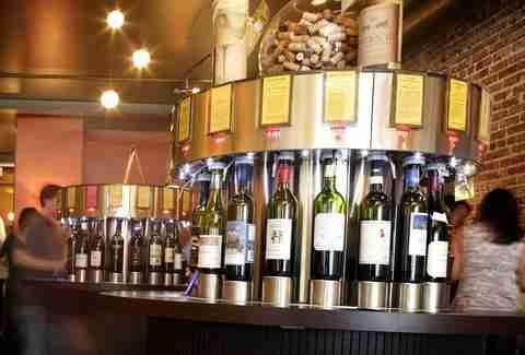 Splash Wine Lounge & Bistro, North Park bars
