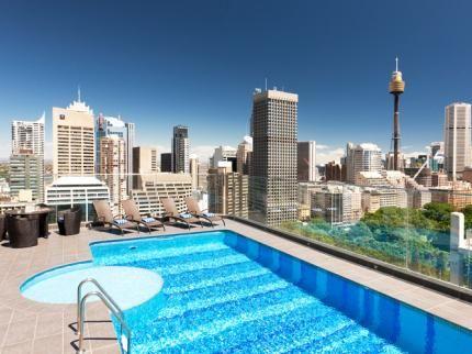 Pullman Hotel in Sydney Australia