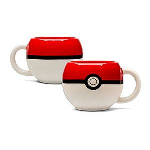 Although the thought of Pokémon Go might propel you upright, you won't stay upright at crazy hours of the night without a good dose of caffeine. The app is willing but the flesh is weak. Fortify it with some coffee served up in this Poké ball mu