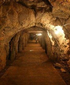 Wellington Caves and Phosphate Mine NSW