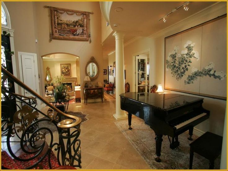 Foyer Table Decorating Ideas ~ Http://monpts.com/simple Foyer · Luxury  Homes InteriorMansion ...