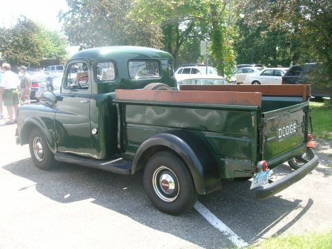 old dodge pickup trucks - Google Search