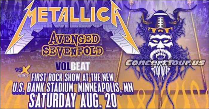 Metallica Tour | 2016 Metallica Concert Tour Dates | Concert Tour