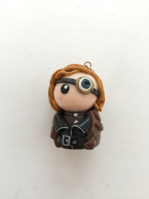 Chibi: Mad-Eye Moody from Harry Potter by CuteChibisandMore