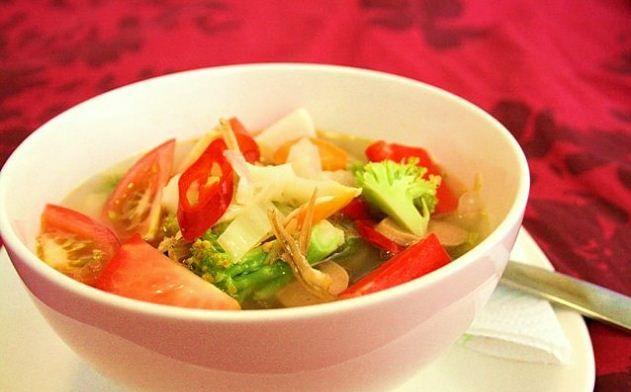 Resep dan Cara Membuat Sayur Sop
