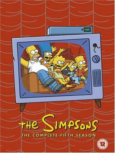 The Simpsons - Season 5 [DVD] [1990]