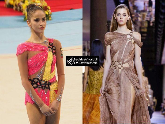 Fashion in pedana - Ginnastica Ritmica - Beatrice Vivaldi