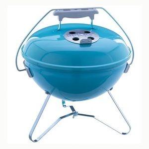 Barbecue Weber charbon de bois - 37cm Smokey Joe Premium - Solde 2ème démarque à 75,65 euros