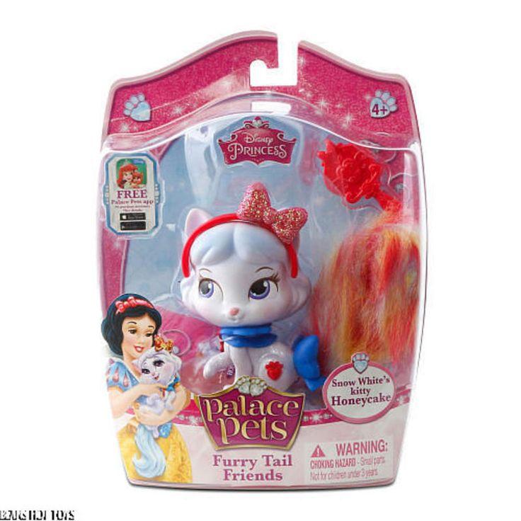 Disney Princess Palace Pets Furry Tail Friends Snow White