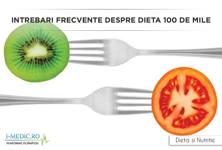 Desi nu a fost creata cu acest scop, dieta 100 de mile ofera tuturor posibilitatea de a manca alimente sanatoase, proaspete, care nu contin in alcatuirea lor aditivi, grasimi procesate sau zahar, ducand in final la pierderea kilogramelor in plus.  http://www.i-medic.ro/diete/intrebari-frecvente-despre-dieta-100-de-mile