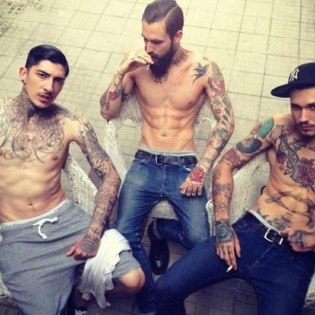 Bodys.: Ink Men, Tattoo Ideas, Ricky Hall, Men Tattoo, Neck Tattoo, Tattoo Boys, Full Sleeve, Tattoo Guys, Male Models