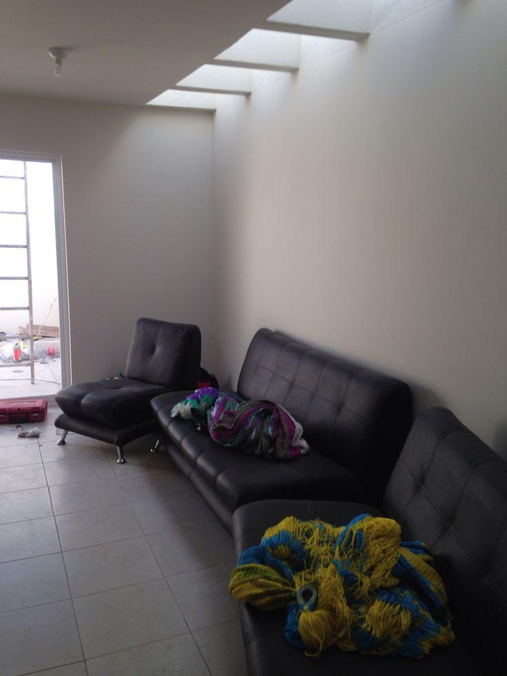 Ampliación de casa habitación, El Refugio, Querétaro.