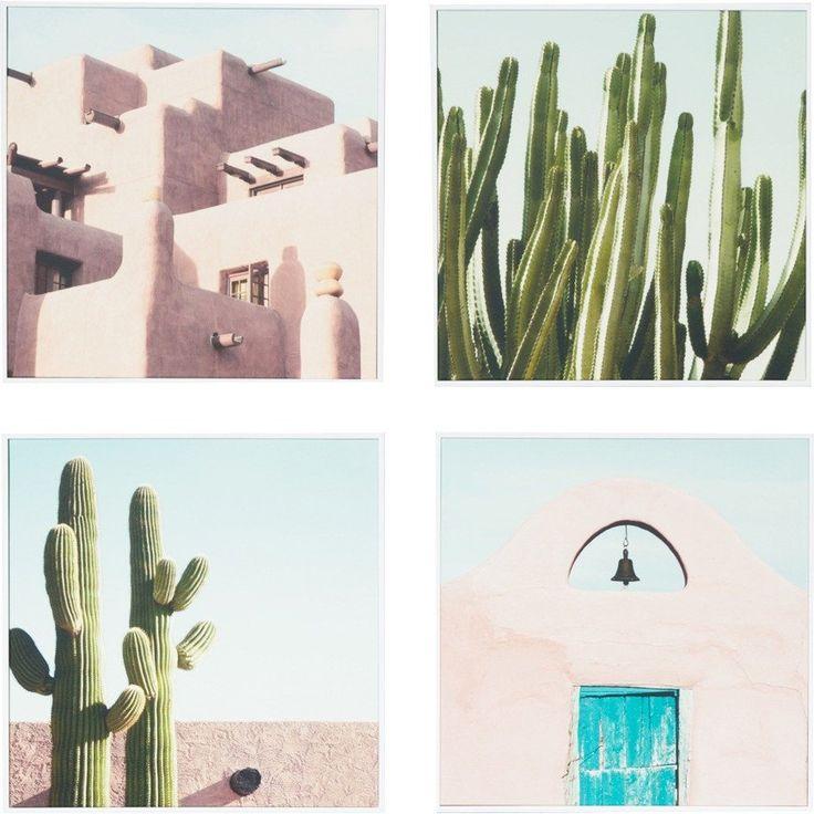 Mexican Pink Set of 4 – Jumbled