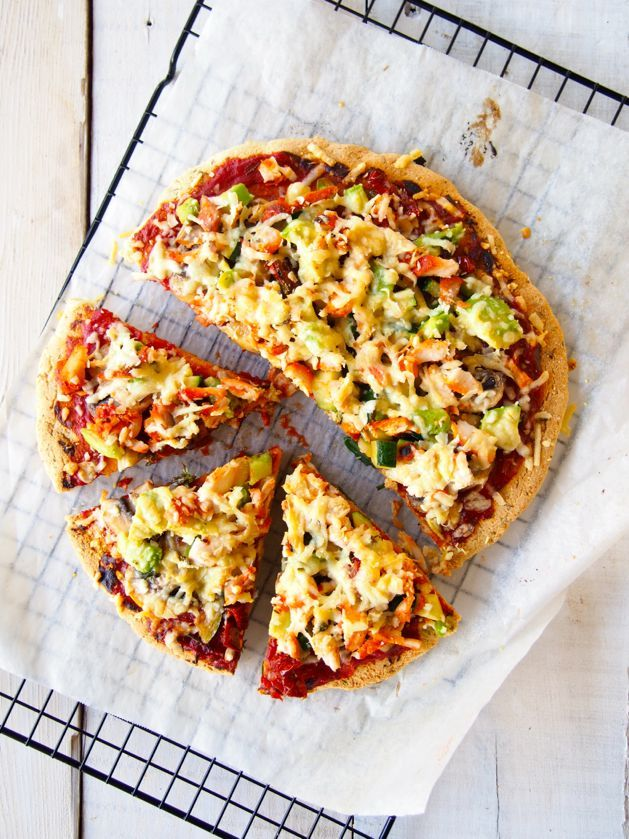 paleo pizza | The Merrymaker Sisters