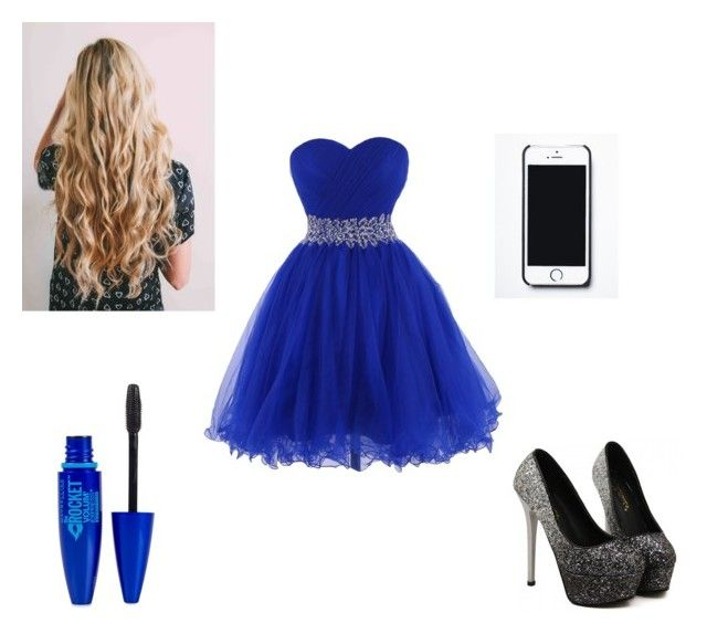 """""""I did a outfit for prom or dance I hope you guys like to or do you think"""" by familleladeyn on Polyvore featuring Free People and Maybelline"""