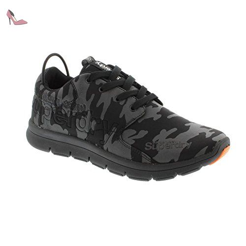 Scuba Runner - Black Camo - Chaussures superdry (*Partner-Link)