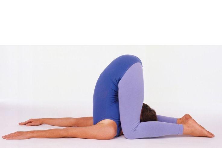 This Difficult Yoga Pose