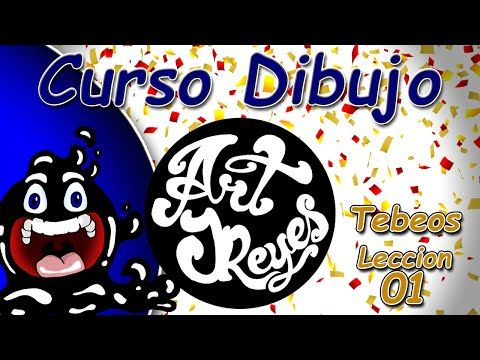 Curso Dibujo Art JReyes Tebeos 01 - YouTube
