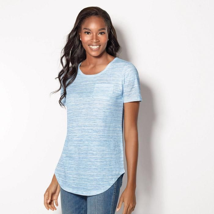 4-Pack of Versatile Tees in Misses BEST SELLERS | AVON  Free Shipping with $40 order www.youravon.com/cbrenda007