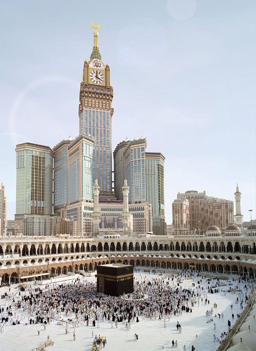 La Mecca (Arabia Saudita) / Mecca (Saudi Arabia) ☛ www.surus.org