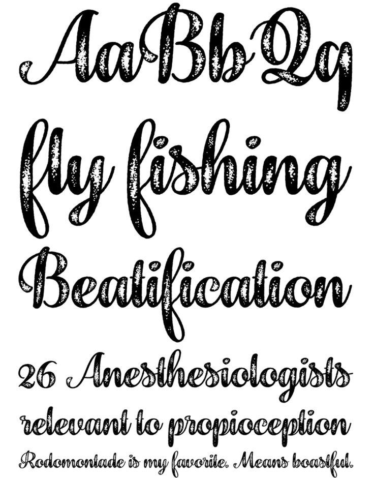 Font Name: Fragola Designer: Emil Bertell