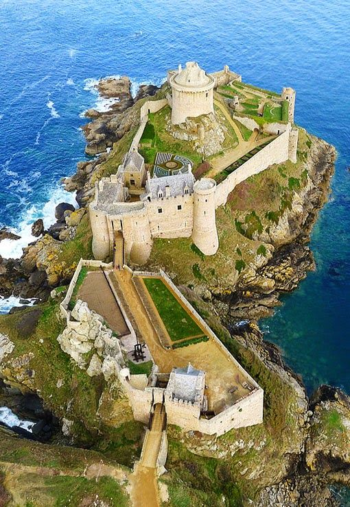 Fort La Latte - Dinan, Bretagne, France