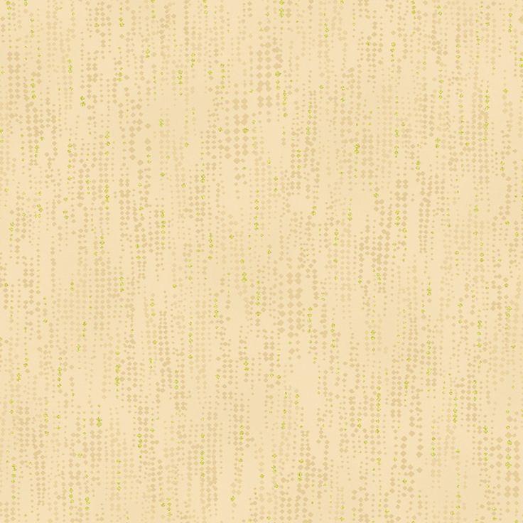 LAST CALL Cream Blender Fabric with Gold Metallic