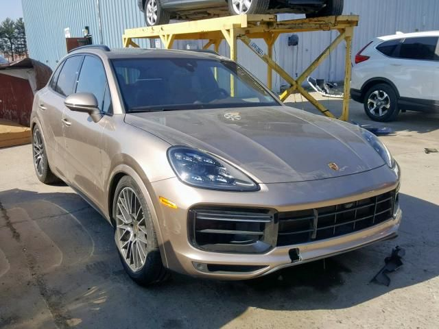 Salvage 2019 Porsche Cayenne Turbo Suv For Sale Salvage Title Auctioncars Carsforsale Salvagecars Salvage Suv For Sale Porsche Cayenne Vehicle Inspection