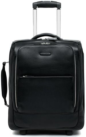 Cabin size, business trolley with padded computer divider and safe lock. - Modus #Piquadro #luggage