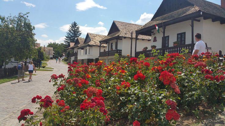 Old Village of Holloko - Hungary
