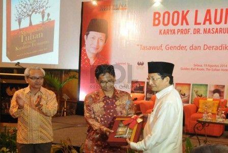 Wamenag Luncurkan Lima Buku | Republika Online