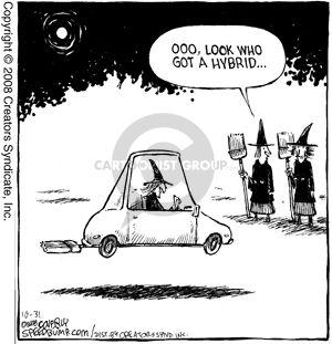 Halloween Witch Jokes