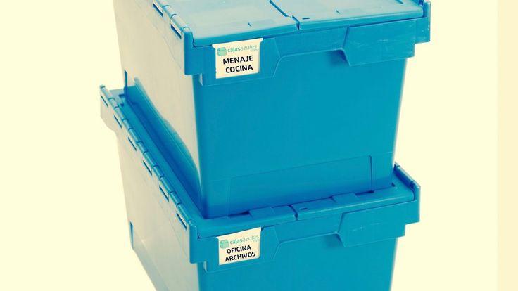 Conoce todas las ventajas de cajasazules.com con respecto a las cajas clásicas de cartón para mudanzas y transportes. Ahorra dinero en tu mudanza, Coruña.
