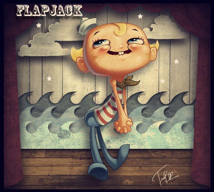 31 best flapjack images on pinterest flap jack cartoon network flapjack by f0xyme on deviantart voltagebd Choice Image