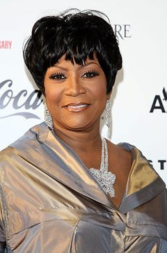 Pattie Labelle - Patti sings my heart ... she has been with me since the early 60s and will never leave me.