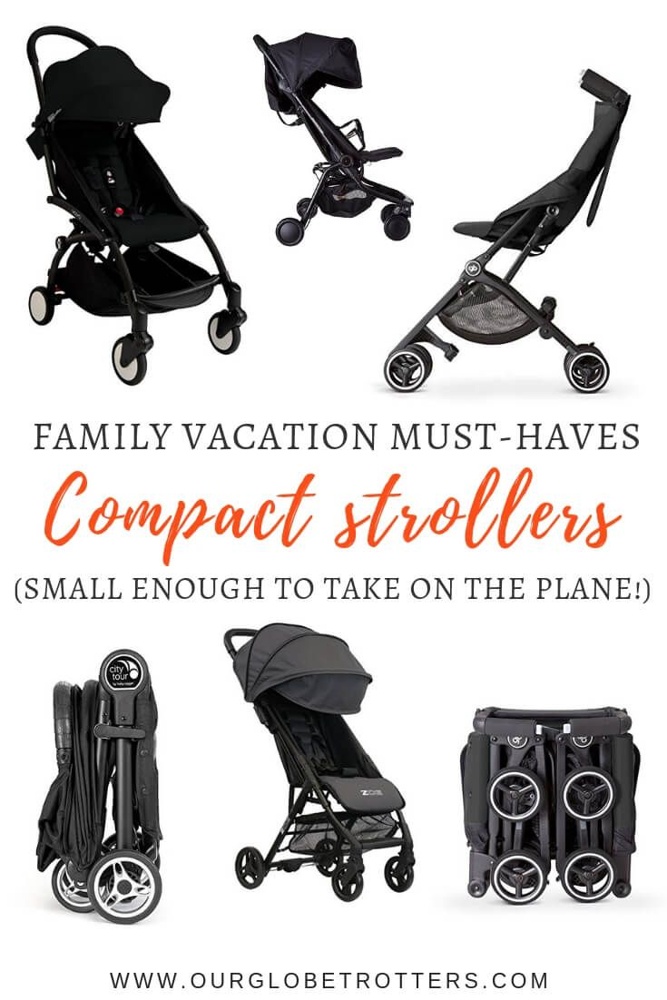 Best Light Weight Travel Strollers That Fit On A Plane Our