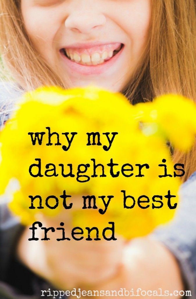 dating daughters friend If you want to date her friend every situation is different, but some rules apply to just about every friend-dating scenario let's go through them one by one.