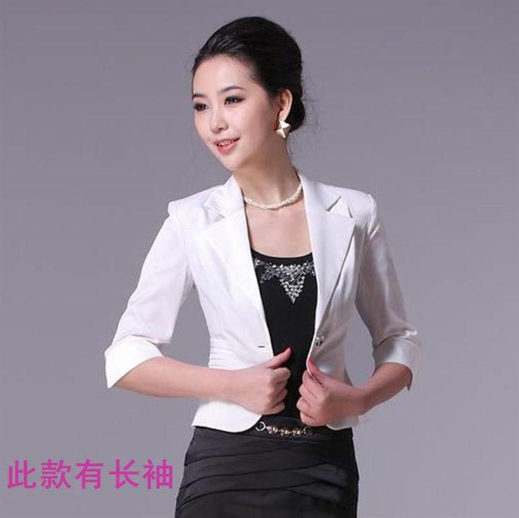 Пиджак женский короткий рукав