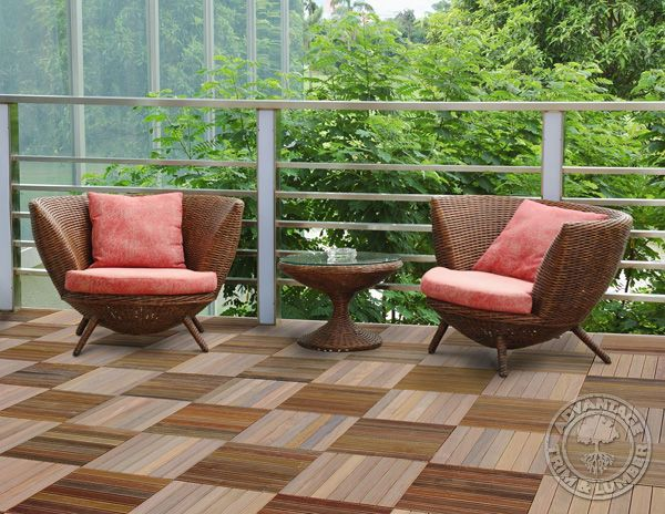 Advantage Deck Tiles™ Give You Years Of Hassle Free Use Without Any  Required Maintenance