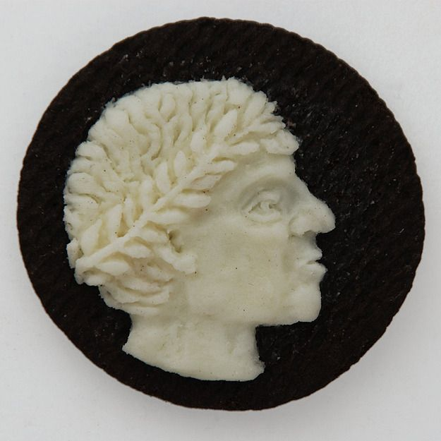 쿠키 오레오의 특별한 변신! 푸드아트 by Judith G. Klausner