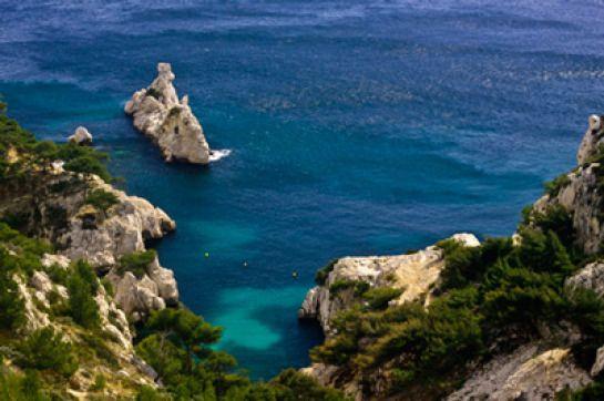 Visitez les calanques de Marseille et Cassis avec des enfants