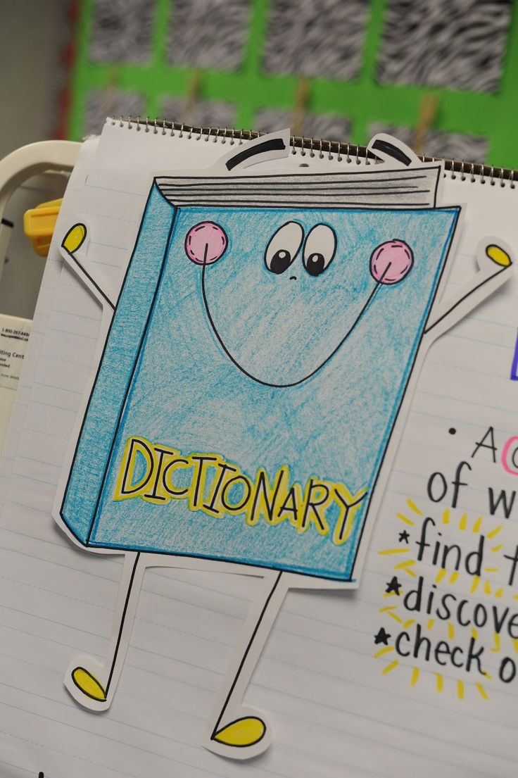 ideas about dictionary skills dictionary i m going to draw this cutie when i teach dictionary skills in a few