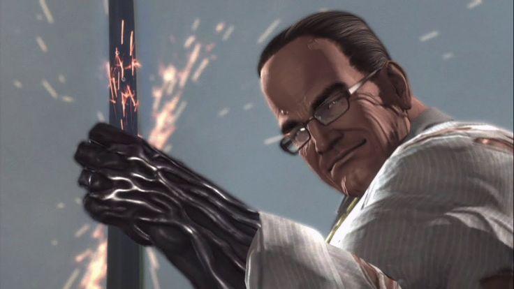Donald Trump in Metal Gear Rising: Revengeance https://m.youtube.com/watch?v=LmWQd8zhEg4